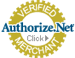 Authorize.net Merchant Seal