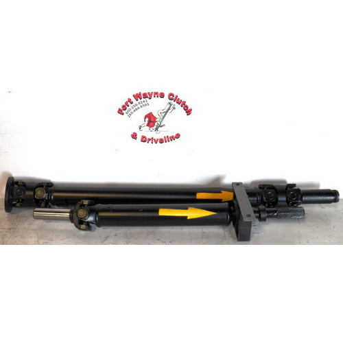1996-2003 SONOMA, S10 EXTREME REAR DOUBLE CARDAN DRIVESHAFT ASSEMBLY  15043841 - SKU# 15043842