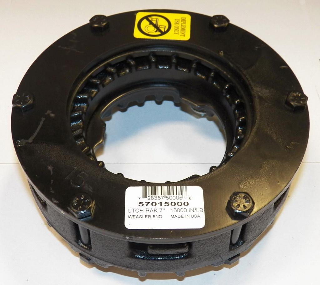 Weasler Metric Pto Style 7 Quot Torquemaster Clutch Pak Sku 57015000 Fort Wayne Clutch Amp Driveline