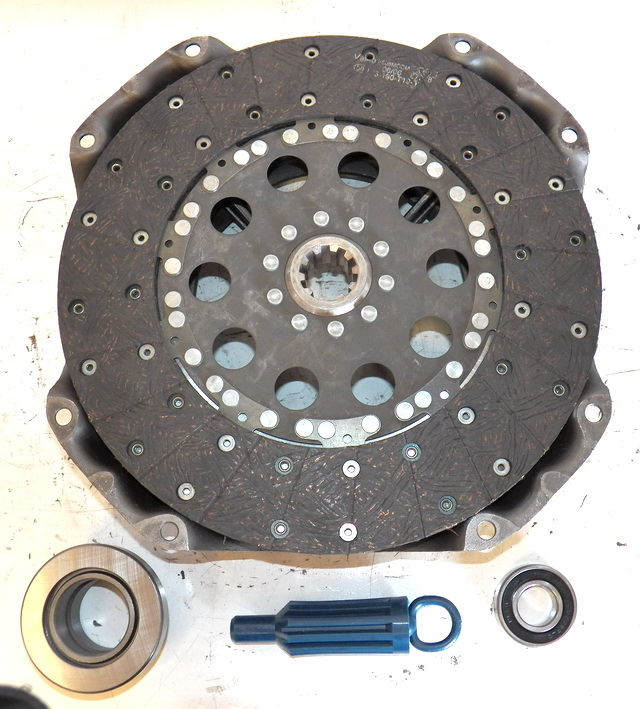 FORD F500, F800 REMANUFACTURED 13