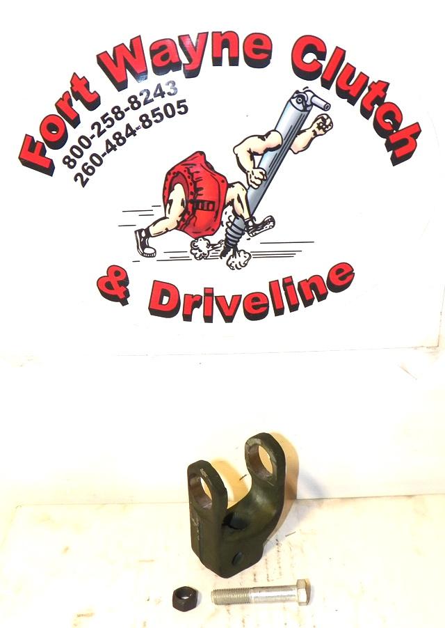 1000 SERIES - STEERING SHAFT YOKE - DANA SPICER 30/36 SPLINE CLAMP ON  STEERING SHAFT YOKE -  739