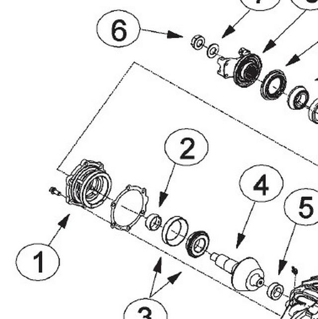Pinion Bearing Retainer 1997 Chevy GMC 105 Rear. Share This. Chevrolet. 2006 Chevy Silverado Parts Diagram 26060977 At Scoala.co