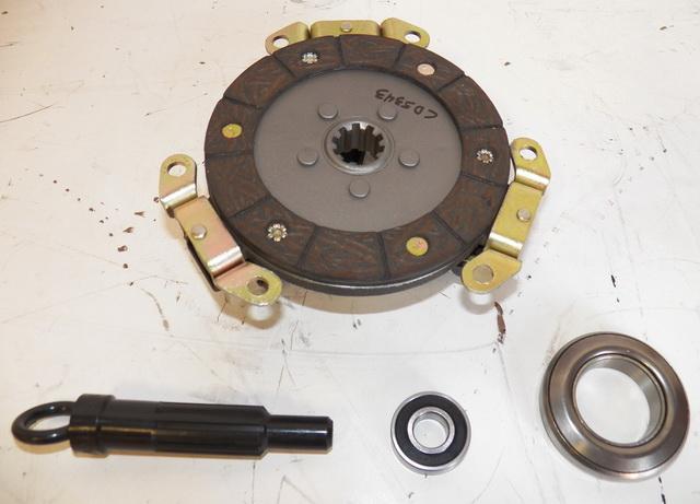 farmall cub clutch replacement