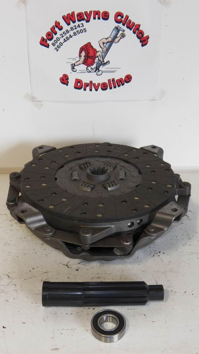 1960-1979 GM MEDIUM DUTY C40, C50, C60 w 409 / 427 ENGINE PRESSURE PLATE  CLUTCH KIT ASSEMBLY - REMANUFACTURED GM TRUCK 2 PLATE CLUTCH KIT - SKU#