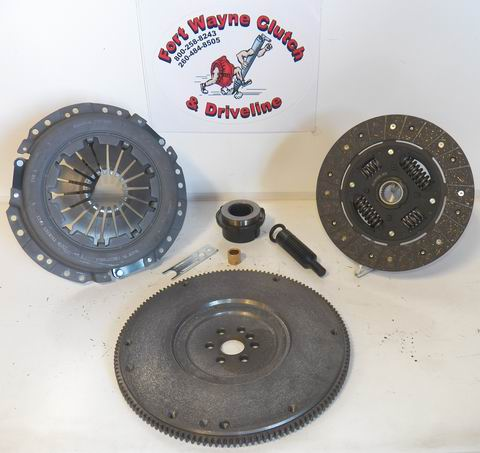 1996 2001 Chevy S10 Clutch Pressure Plate Kit Assembly