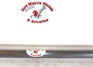 conversion style replacement driveshaft