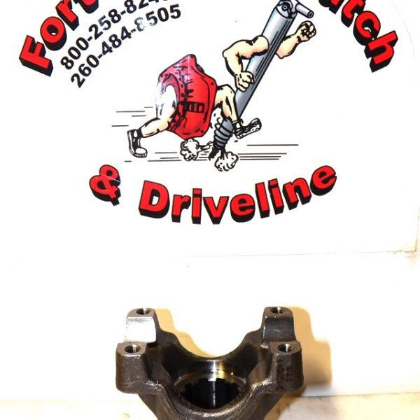 maxim coupling 1350 series end yoke rear coupling style driveshaft 10 spline