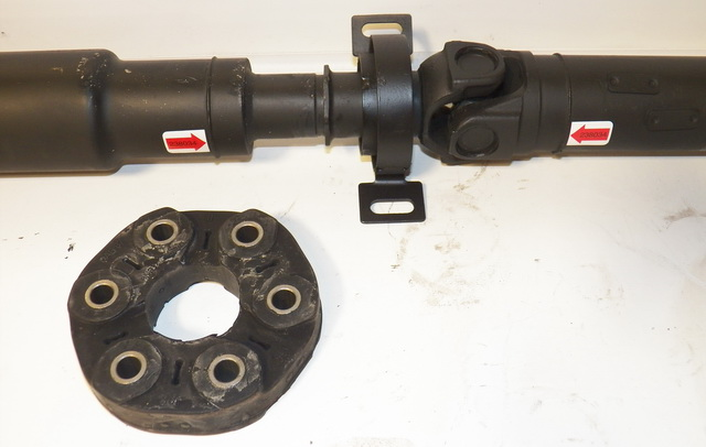 Nissan Fort Pierce >> 2000~2005 BMW 325xi, 330xi AUTO, MAN E46 CHASSIS REAR DRIVESHAFT ASSEMBLY w FLEX DISC COUPLING ...