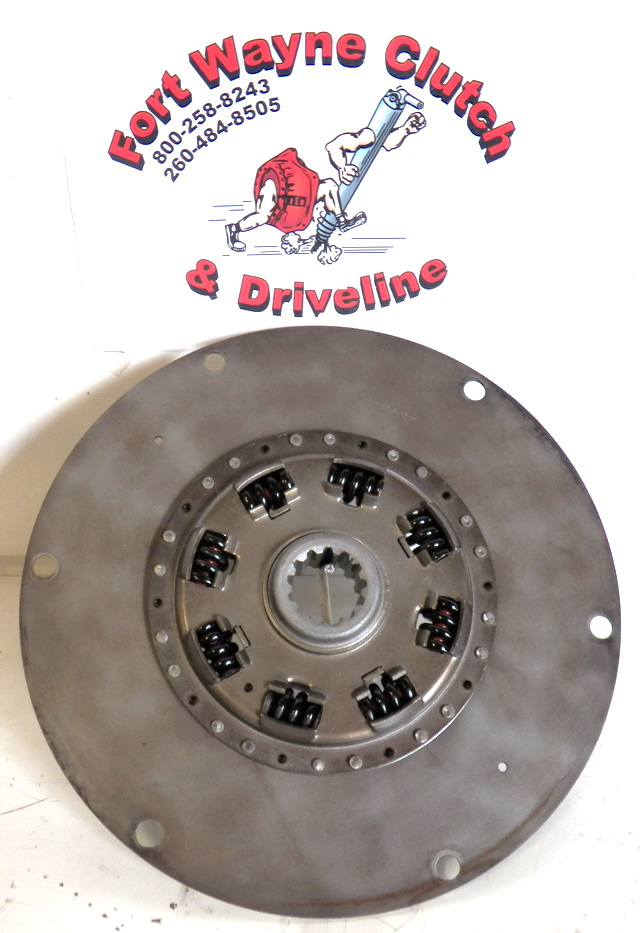 Ihc Model 5088 5288 5488 Flywheel Hydrostatic Drive Plate 13 Spline Isolator Dampner Sku