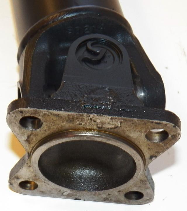 Fort Wayne Toyota >> 2000 NISSAN FRONTIER 4X4 SINGLE PIECE REAR CONVERSION DRIVE SHAFT 920884-1 - SKU# 2KNF4X4_CONV ...