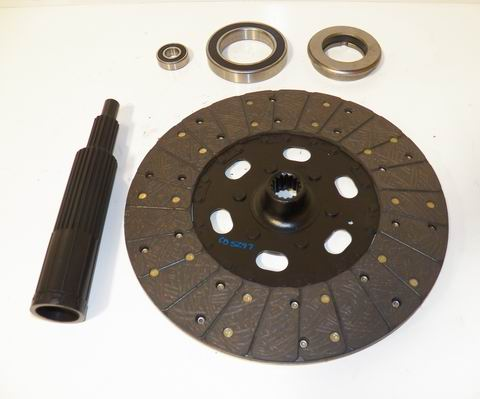 Throw Out Bearing >> 1963-1976 JOHN DEERE 3020 3010 REMAN PRESSURE PLATE CLUTCH KIT ASSEMBLY - SKU# JD3020_JD3010 ...