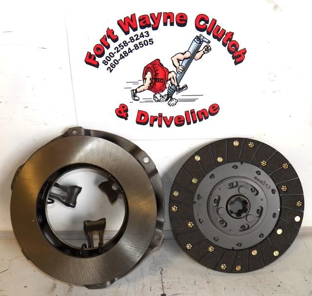 Farmall H Flywheel : Ihc farmall model a av c pressure plate clutch