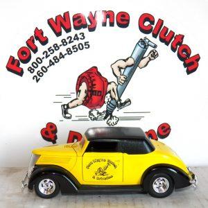 1937 FORD CAR